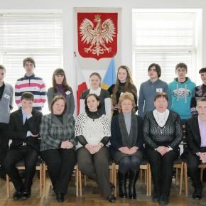 Eliminacje do Olimpiady Literatury i Języka Polskiego na Żytomierszczyźnie