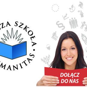 Wyższa Szkoła HUMANITAS w Sosnowcu zaprasza na studia