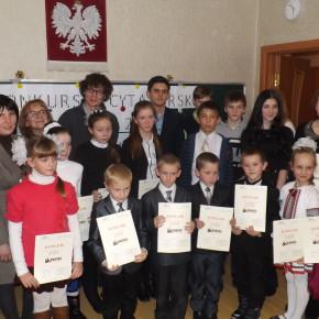 Konkurs recytatorski w Emiliczynie