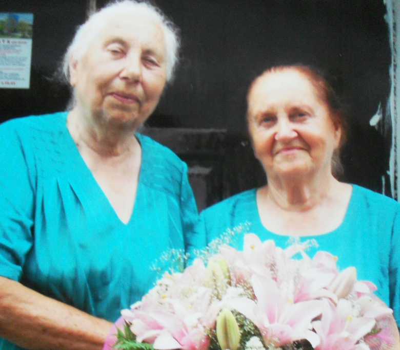 Siostry Żukowy-Sobiecki – Walentyna i Łarysa