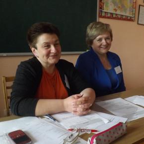 Egzamin certyfikowy w Żytomierzu