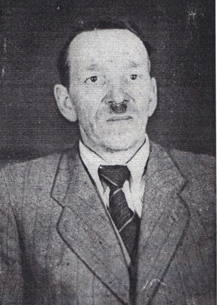 Ojciec Stepan Pawluk pracował w młynie