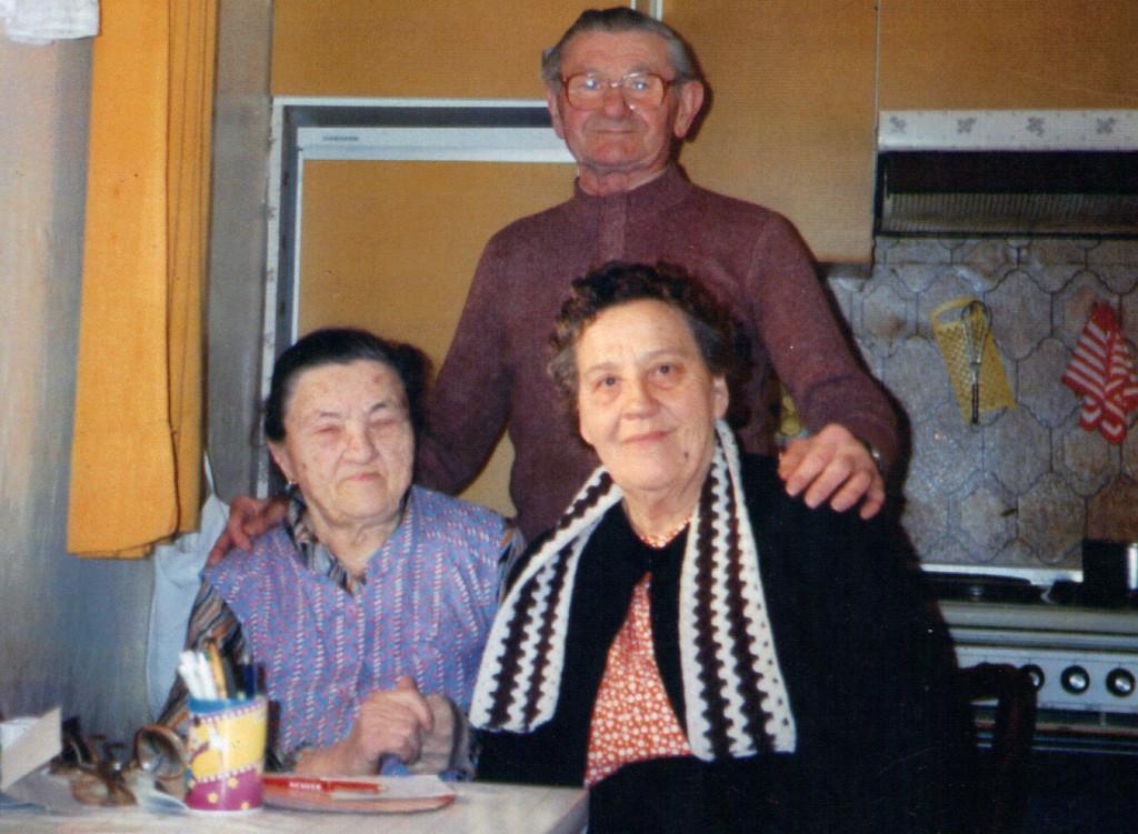 Po 50 latach p. Jarosława Pawluk odwiedziła swoich niemieckich gospodarzy w Domerhauzen.