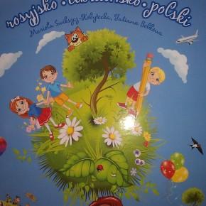Okazał się ilustrowany słownik polsko-rosyjsko-ukraiński dla dzieci