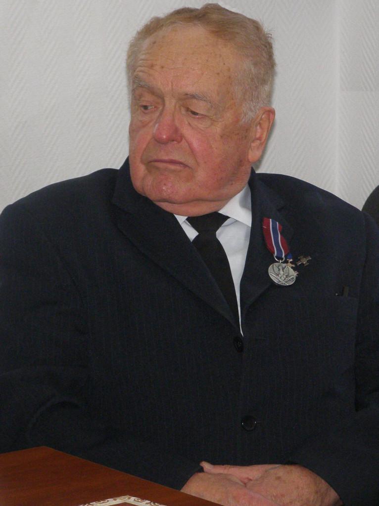 Зигмунт Венгловський – голова Спілки ветеранів польського війська (від 1998 року)