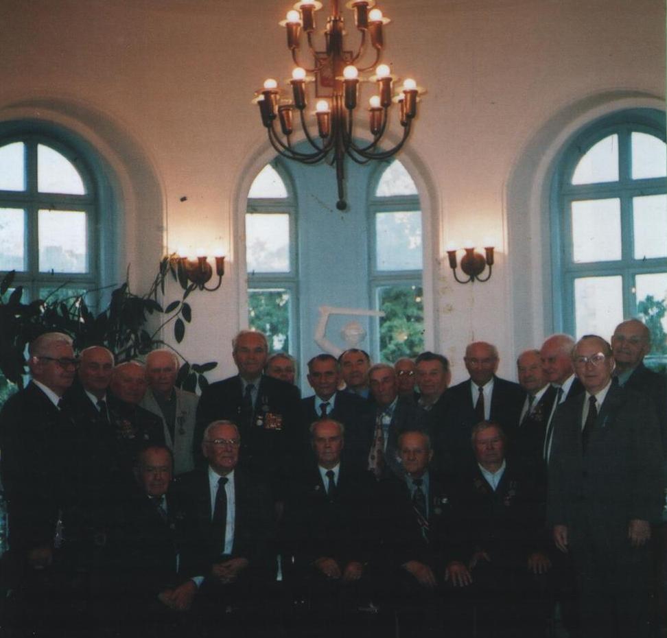 Візит делегацій ветеранів польського війська Житомирщини до Польщі на запрошення Товариства «Спільнота польська» (жовтень 2005 року)