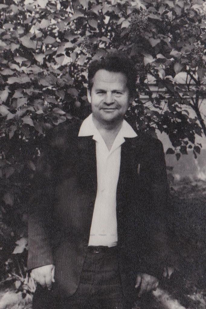 Віктор Іванович Ліпінський, Житомир 1965 рік