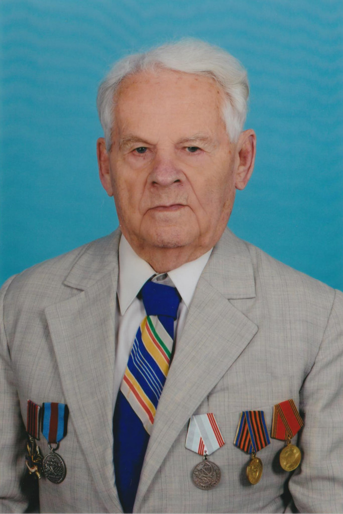 Віктор Іванович Ліпінський, Житомир 2013 рік