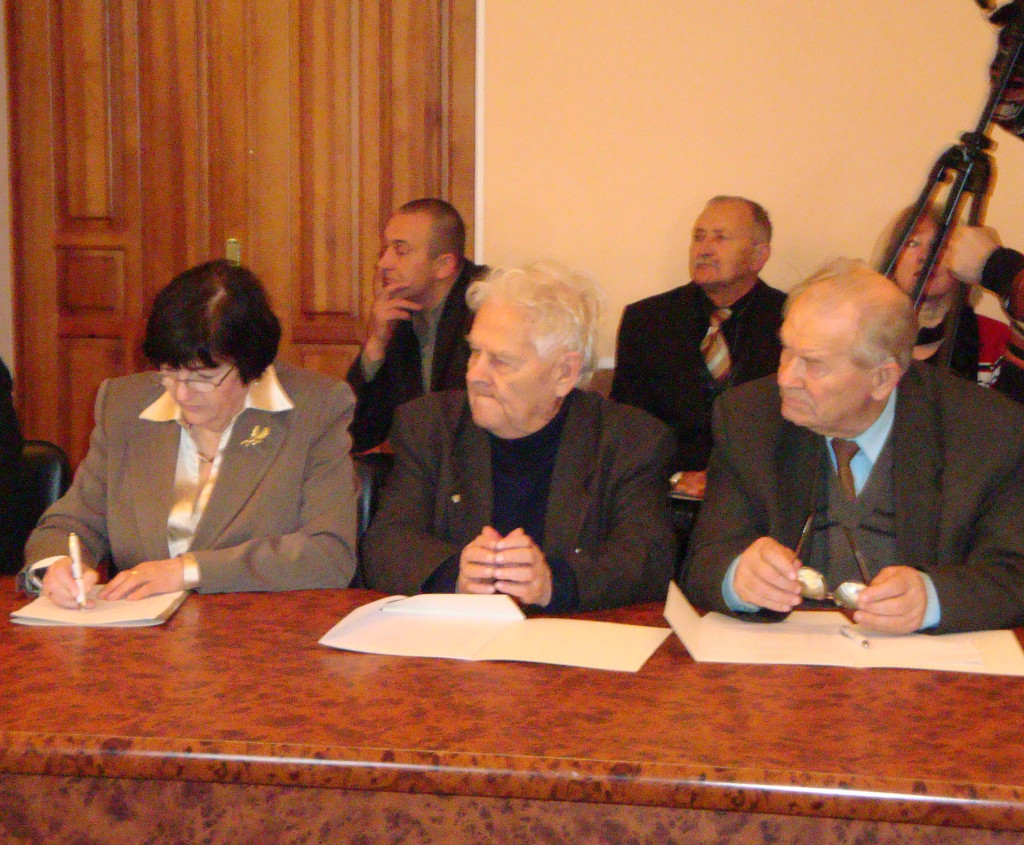 Наукова конференція у Житомирському державному університеті ім. І.Франка, 2011 рік