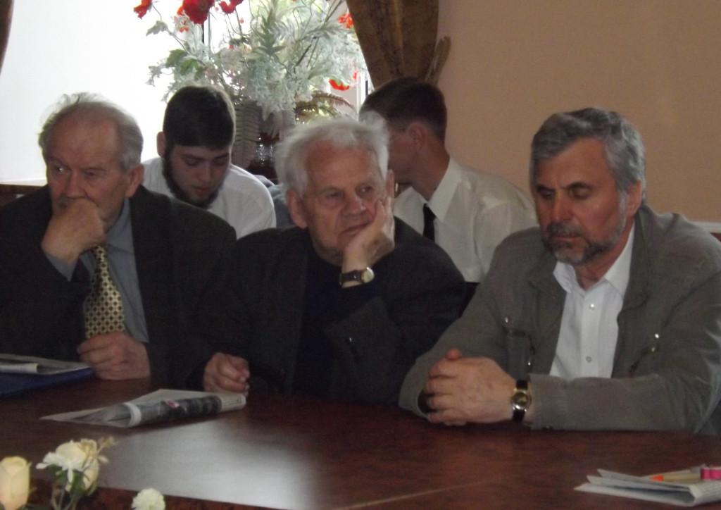 Наукова конференція у Житомирському державному університеті ім. І.Франка, 2014 рік