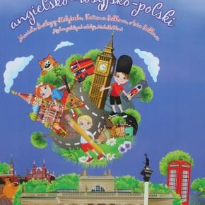 Ukazał się ilustrowany słownik angielsko-rosyjsko-polski dla dzieci