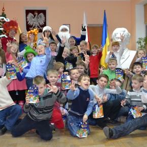 Noworoczne rozrywki dla dzieci w Domu Polskim