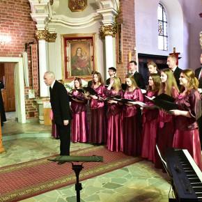 Żytomierzanie na IX Międzynarodowym Festiwalu Chóralnym im. ks. Edmunda Szymańskiego w Murowanej Goślinie