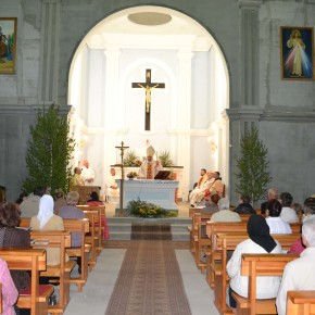 Srebrny Jubileusz Kapłaństwa księdza proboszcza Krzysztofa Dulębę w Malinie