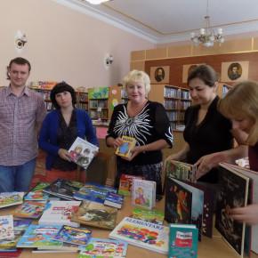 W Dziecięcej Bibliotece Obwodowej w Żytomierzu powstał dział książki polskiej