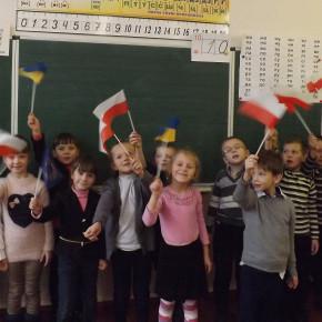 Lekcji patriotyzmu w szkołach Żytomierskich