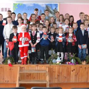 Święto Bożego Narodzenia w szkole Denyszowskiej