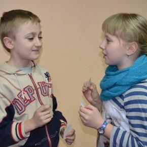 Spotkanie Opłatkowe dla dzieci w Domu Polskim