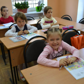 Nowy rok szkolny na Sobotnich Kółkach Twórczych w Domu Polskim