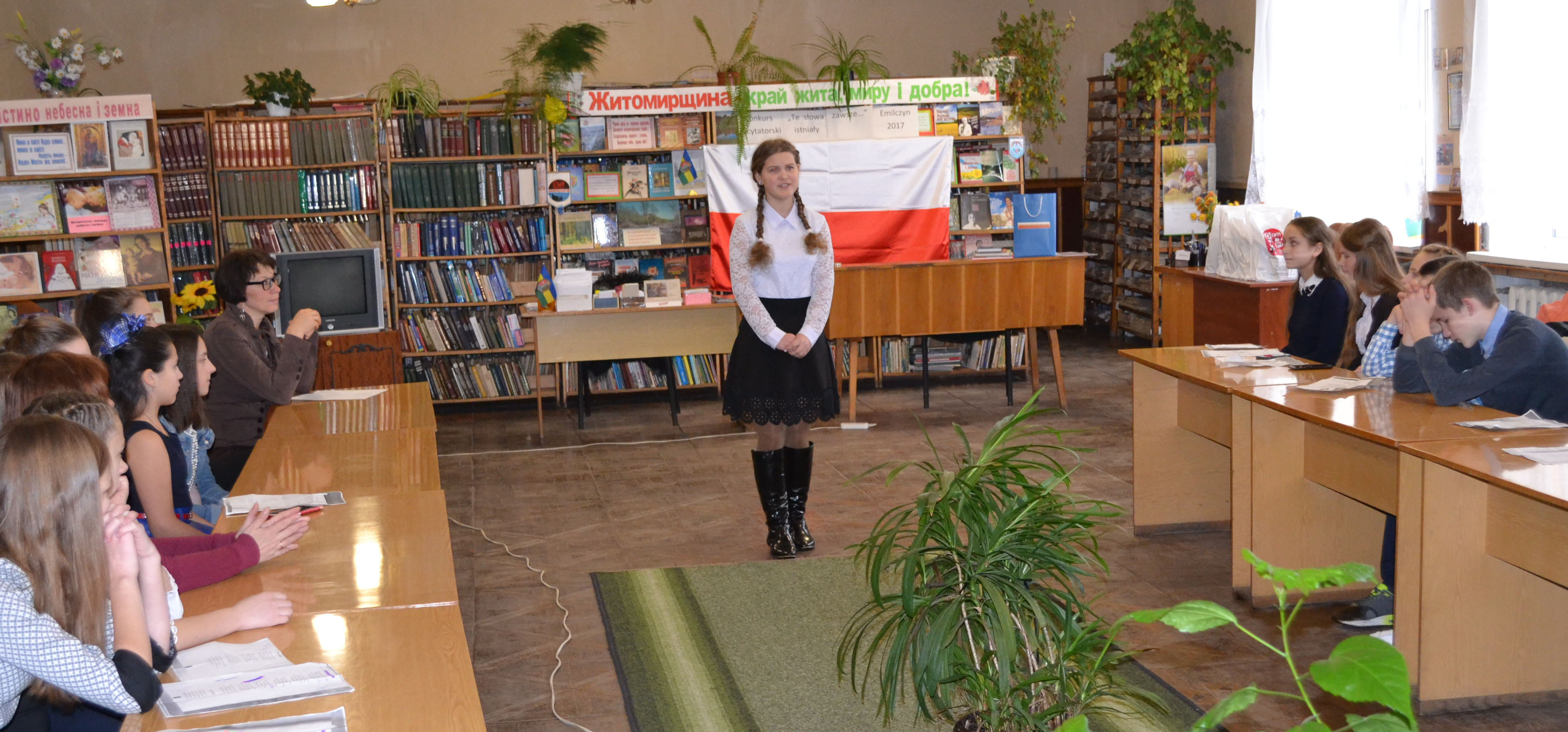 święto Poezji Polskiej W Emilczyno Dom Polski