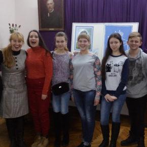 Konkurs  recytatorski KRESY  2017 w Kijowie