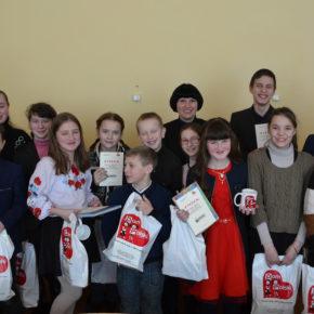 Konkurs recytatorski w szkole Denyszowskiej