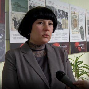 """Wystawa """"Samarytanie z Markowej"""" w Żytomierzu"""