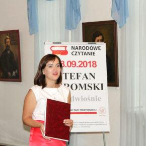Narodowe Czytanie po raz trzeci w Nowogradzie Wołyńskim