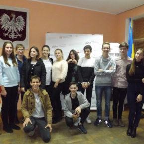Szkolenia kulturologiczne w Domu Polskim w Żytomierzu
