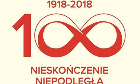 Wystawa dotycząca odzyskania niepodległości przez Polskę w Domu Polskim w Żytomierzu