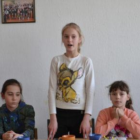 Spotkanie poetyckie w szkole Denyszowskiej