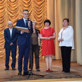 Uroczystość 20-lecia powstania w Żytomierzu Domu Polskiego