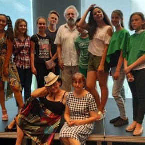 Warsztaty teatralno-wokalne w Opolu