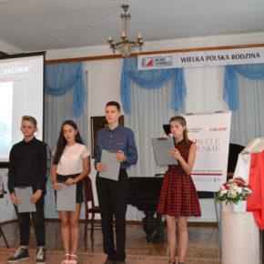 Narodowe Czytanie 2019 w Nowogrodzie Wołyńskim