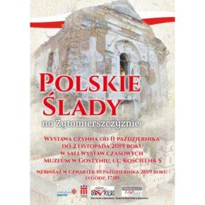 """Wystawa """"Polskie ślady na Żytomierszczyźnie"""""""