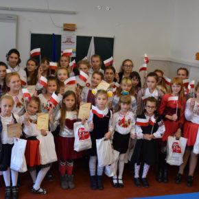 Spotkanie z poezją polską w szkole marianówskiej