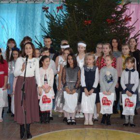 Uroczystości Mikołajkowe w Bykówce