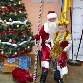 Św. Mikołaj zagościł w Domu Polskim