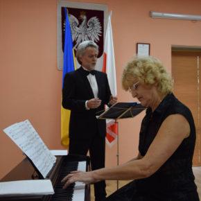 Salon muzyczny w Domu Polskim