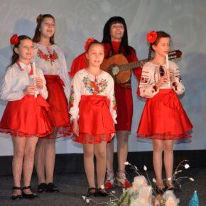 """Nasze """"Kwiaty"""" na Festiwalu Kolęd"""