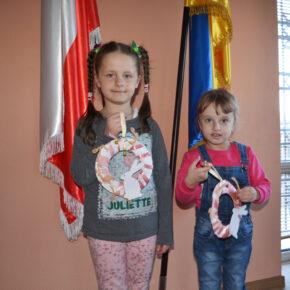 Zabawy świąteczne w Domu Polskim