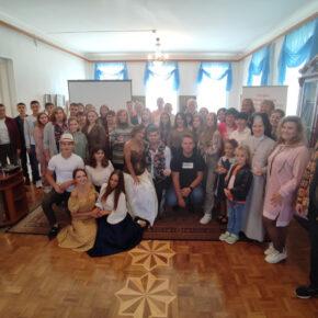 Narodowego Czytania w Nowogrodzie Wołyńskim